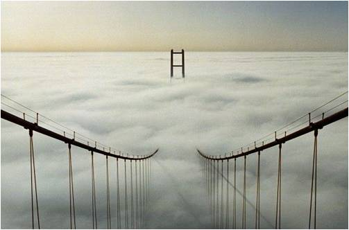 picture cloud bridge